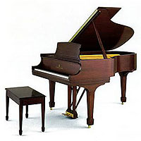 Piano - Steinway & Sons/Living Room Grand L